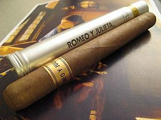 Romeo y Julieta (cigar) - Dominican Romeo y Julieta