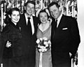 Ronald Reagan and Nancy Reagan with William Holden and Ardis Holden.jpg