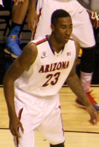 Rondae Hollis-Jefferson - Hollis-Jefferson playing for Arizona in March 2014