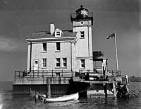Rondout 2 Lighthouse, Kingston (Ulster County, New York).jpg