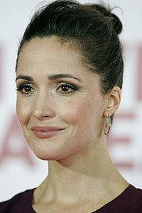 Rose Byrne i januari 2013