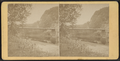 Rosendale Bridge, looking up the Creek, N.Y, by D. J. Auchmoody.png