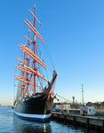 Rostock Warnemünde Sedov 2 2014-03-12.jpg