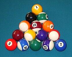 billard regeln 15 ball