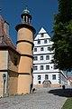 Rothenburg ob der Tauber, Spitalhof 3, Spitalgasse 48, Spitalbau 20170526 001.jpg