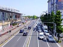 Route 20 in Chofu, Tokyo.jpg