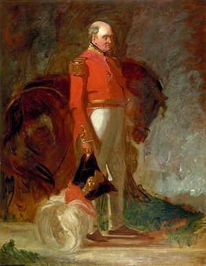 Rowland Hill, 1st Viscount Hill - General Hill in later life