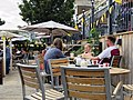 Royal Albion Hotel patio at Broadstairs Kent England 01.jpg