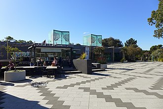Royal Botanic Gardens Victoria - Visitor Centre