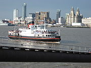 Royal Daffodil Mersey Ferry