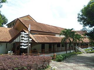 Museum in Kuala Lumpur, Malaysia