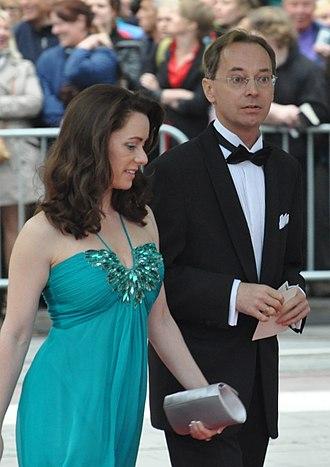 Gunnar Axén - Anna Nyholm and Gunnar Axén, 2010