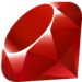 Official Ruby logo