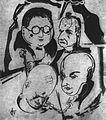 """Rudolf Heinisch, Amar-Quartett, in """"Das Illustrierte Blatt"""" vom 31. Juli 1923.jpg"""