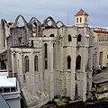 Ruinas do Convento de Carmo, Lisboa, Portugal - panoramio.jpg