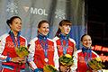 Russia podium 2013 Fencing WCH FFS-EQ t214848.jpg