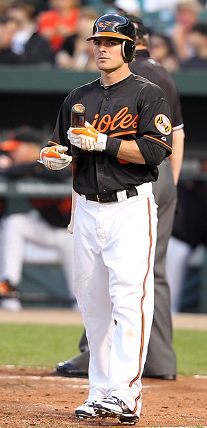 Ryan Adams (baseball) - Adams with the Baltimore Orioles