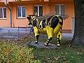 Sídliště Hvězda, kráva.jpg