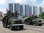 S-125 Pechora - North Korea Victory Day-2013 01.jpg