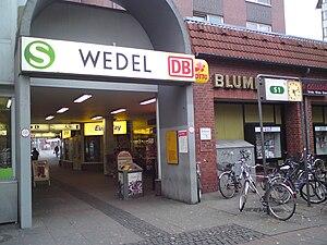 Wedel schleswig holstein germany
