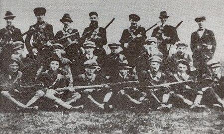 Perang Kemerdekaan Ireland
