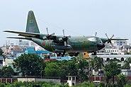 S3-AGA, Bangladesh Air Force C-130B