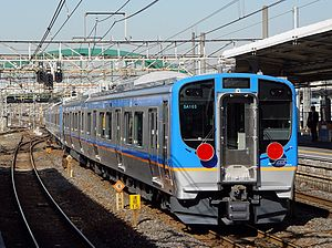 E721 series - The three SAT721 series units being delivered in November 2006