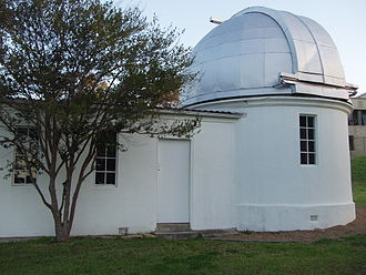 Catholic education in Australia - The observatory at Saint Ignatius' College, Riverview was founded by the distinguished Jesuit scientist Edward Francis Pigot in 1908