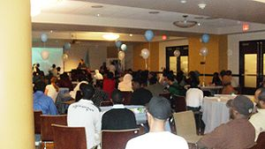 Somali Americans - Somali cultural event hosted by the Somali Student Association at the University of Minnesota.