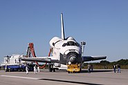 STS-129 Landing 11