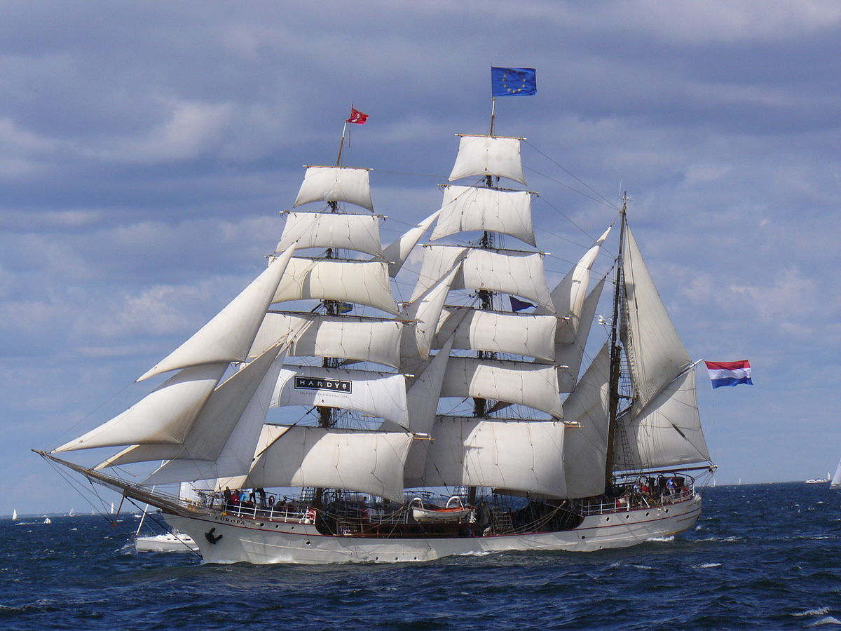Europa (ship) - Wikipedia