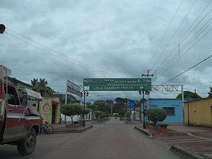 Sabaneta, Barinas - Image: Sabaneta calle