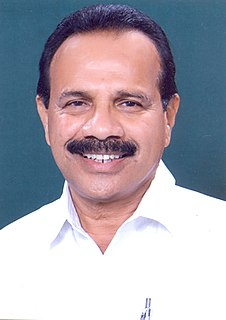 D. V. Sadananda Gowda Indian politician