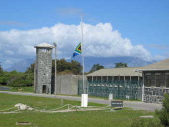 my first picture on wikimedia. Robben Island, South Africa