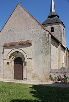 Saint-Georges-de-Poisieux - Eglise Saint-Georges.jpg