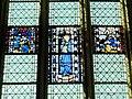 Saint-Quentin (02), basilique St-Quentin, collatéral sud du chœur, 3e chapelle, vitraux.jpg