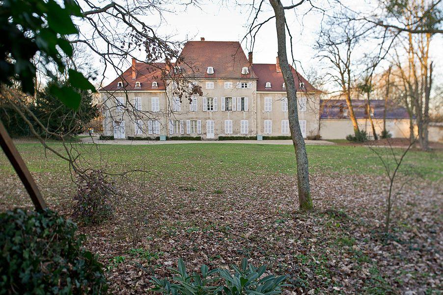 Château de Vallières,  (ClasséInscritInscrit, 197419741988)