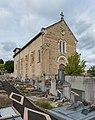 Saint Louis church in Luzinay 04.jpg