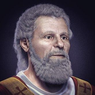 Saint Valentine - 3D facial resconstruction of Saint Valentine