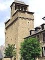 Sainte-Radegonde - Église fortifiée d'Inières -02.JPG