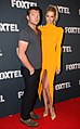 Sam Worthington, Jennifer Hawkins (8491455629).jpg