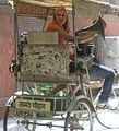 Samant Chauhan's Victoria On Wheels For CWG 2010.jpg