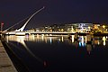 Samuel Beckett Bridge & River Liffey, Dublin (507208) (32579281200).jpg