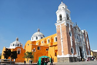Tlaxcala City - San José parish church
