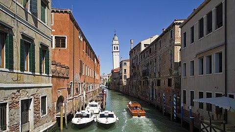 San Giorgio dei Greci Castello Venice Veneto Italy panoramio