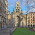 San Vicente de Abando (Bilbao). Portada.jpg