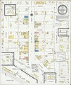 Sanborn Fire Insurance Map from Moorcroft, Crook County, Wyoming. LOC sanborn09771 001.jpg