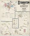 Sanborn Fire Insurance Map from Stoughton, Norfolk County, Massachusetts. LOC sanborn03861 001-1.jpg