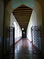 Santa Barbara Courthouse Covered Walk.JPG
