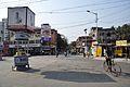 Santoshpur Avenue - Ajay Nagar Crossing - Eastern Metropolitan Bypass - Kolkata 2014-02-12 2148.JPG
